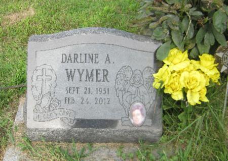 SMITH WYMER, DARLINE ALBERTA - Polk County, Iowa   DARLINE ALBERTA SMITH WYMER