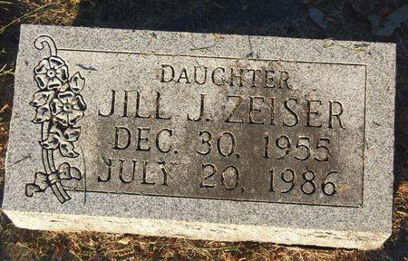 ZEISER, JILL J. - Polk County, Iowa   JILL J. ZEISER