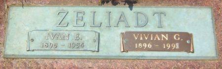 FRY ZELIADT, VIVAN GRACE - Polk County, Iowa | VIVAN GRACE FRY ZELIADT