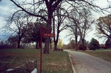 ACACIA, SIGN - Pottawattamie County, Iowa   SIGN ACACIA