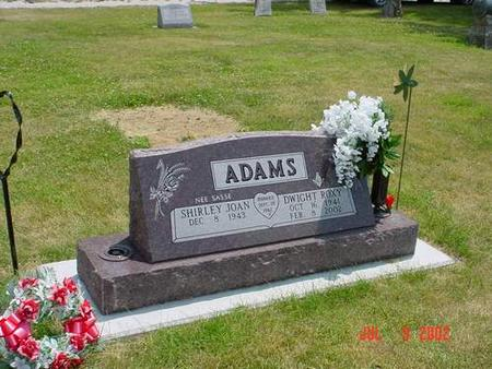 ADAMS, DWIGHT ROXY - Pottawattamie County, Iowa | DWIGHT ROXY ADAMS