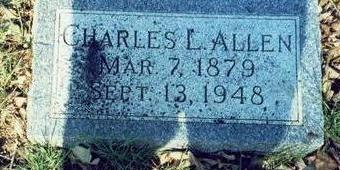 ALLEN, CHARLES LEMUEL - Pottawattamie County, Iowa   CHARLES LEMUEL ALLEN