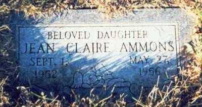 AMMONS, JEAN CLAIRE - Pottawattamie County, Iowa | JEAN CLAIRE AMMONS