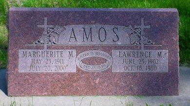 AMOS, LAWRENCE M - Pottawattamie County, Iowa | LAWRENCE M AMOS