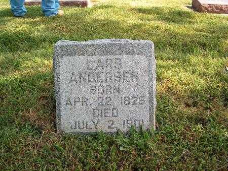 ANDERSEN, LARS. - Pottawattamie County, Iowa | LARS. ANDERSEN
