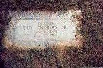 ANDREWS, GUY JR. - Pottawattamie County, Iowa   GUY JR. ANDREWS
