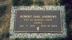 ANDREWS, ROBERT EARL - Pottawattamie County, Iowa | ROBERT EARL ANDREWS