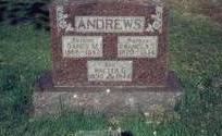 HARRIS ANDREWS, FRANCES SARAH - Pottawattamie County, Iowa | FRANCES SARAH HARRIS ANDREWS