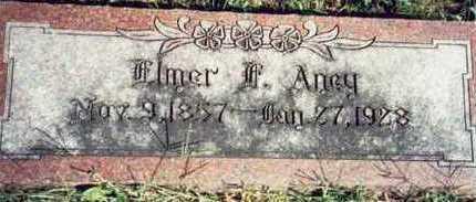 ANEY, ELMER F. - Pottawattamie County, Iowa   ELMER F. ANEY
