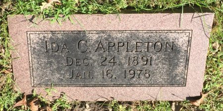 APPLETON, IDA C - Pottawattamie County, Iowa | IDA C APPLETON