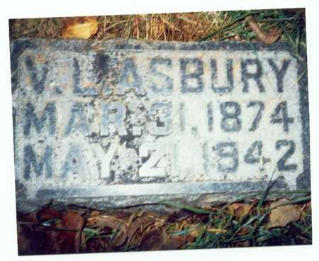ASBURY, VIOLA L. - Pottawattamie County, Iowa | VIOLA L. ASBURY