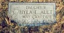 AULT, HYLA E. - Pottawattamie County, Iowa | HYLA E. AULT