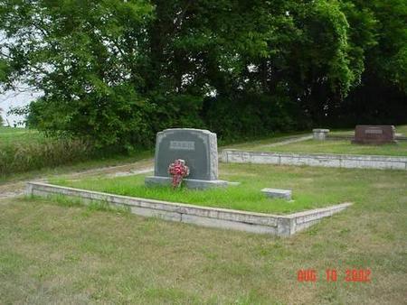 BABB, DAVID E. & LAURA B. PLOT - Pottawattamie County, Iowa | DAVID E. & LAURA B. PLOT BABB