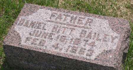 BAILEY, DANIEL HITT - Pottawattamie County, Iowa | DANIEL HITT BAILEY