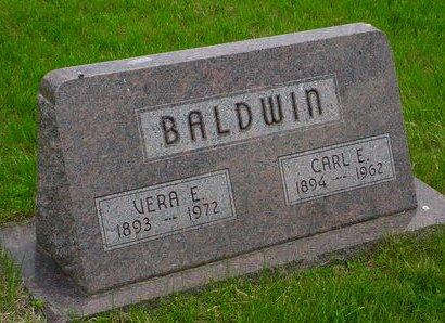 BALDWIN, CARL E - Pottawattamie County, Iowa | CARL E BALDWIN