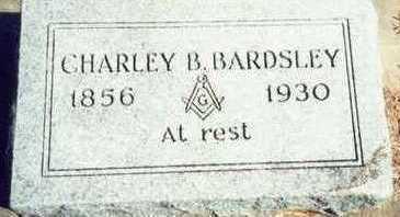 BARDSLEY, CHARLEY BRADLEY - Pottawattamie County, Iowa | CHARLEY BRADLEY BARDSLEY