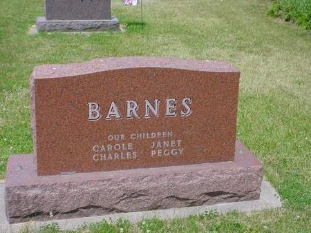 BARNES, ROBERT L. - Pottawattamie County, Iowa | ROBERT L. BARNES