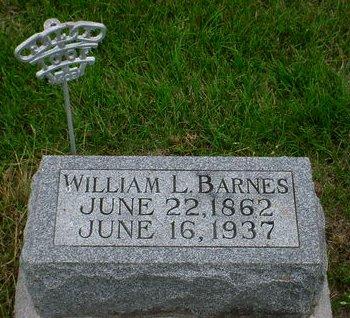 BARNES, WILLIAM L - Pottawattamie County, Iowa | WILLIAM L BARNES