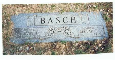 BASCH, BEULAH BLANCHE - Pottawattamie County, Iowa | BEULAH BLANCHE BASCH