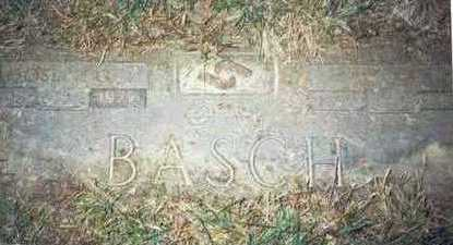 BASCH, ALICE B. - Pottawattamie County, Iowa | ALICE B. BASCH