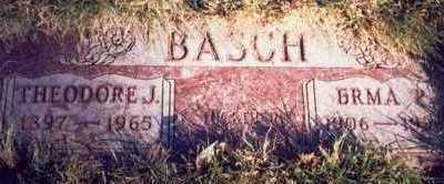 BASCH, ERMA P. - Pottawattamie County, Iowa | ERMA P. BASCH