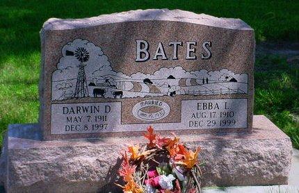 BATES, DARWIN D. - Pottawattamie County, Iowa | DARWIN D. BATES