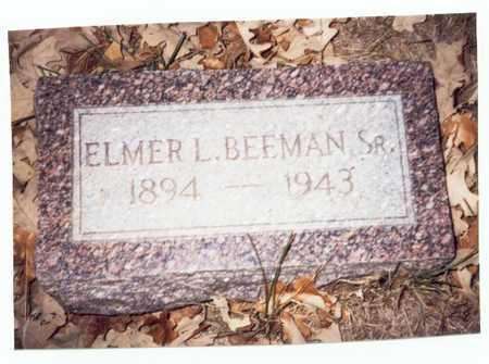 BEEMAN, ELMER L. SR. - Pottawattamie County, Iowa | ELMER L. SR. BEEMAN