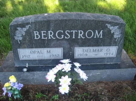 BERGSTROM, OPAL M. - Pottawattamie County, Iowa | OPAL M. BERGSTROM