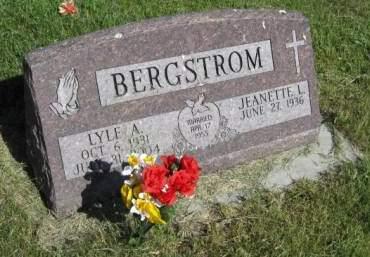 BERGSTROM, LYLE A - Pottawattamie County, Iowa | LYLE A BERGSTROM