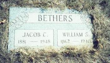 BETHERS, JACOB C. - Pottawattamie County, Iowa   JACOB C. BETHERS