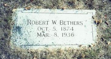 BETHERS, ROBERT W. - Pottawattamie County, Iowa | ROBERT W. BETHERS