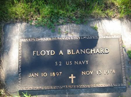 BLANCHARD, FLOYD A. - Pottawattamie County, Iowa | FLOYD A. BLANCHARD