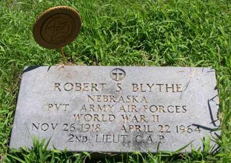 BLYTHE, ROBERT S. - Pottawattamie County, Iowa | ROBERT S. BLYTHE