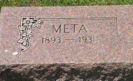 BOKEN, META - Pottawattamie County, Iowa   META BOKEN
