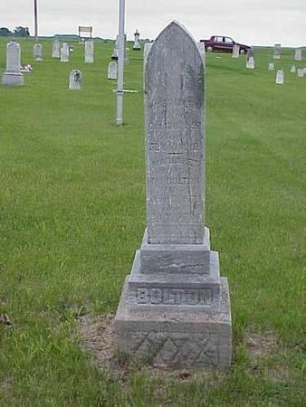 BOLTON, MOSES & MARGARET 2 - Pottawattamie County, Iowa | MOSES & MARGARET 2 BOLTON