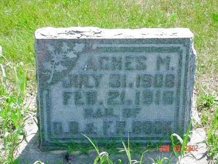 BOOK, AGNES M. - Pottawattamie County, Iowa | AGNES M. BOOK