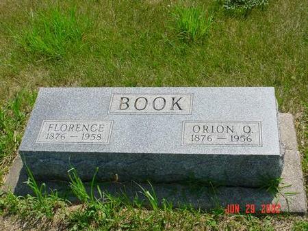 BOOK, FLORENCE - Pottawattamie County, Iowa | FLORENCE BOOK