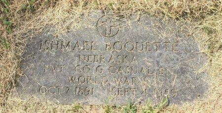BOQUETTE, ISHMAEL WORTH - Pottawattamie County, Iowa | ISHMAEL WORTH BOQUETTE