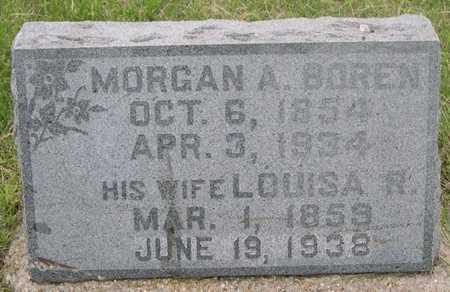 BOREN, MORGAN A. - Pottawattamie County, Iowa | MORGAN A. BOREN