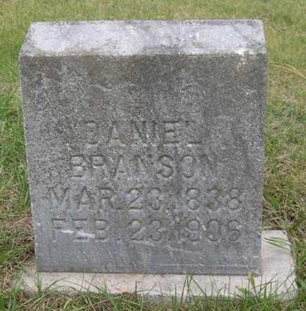 BRANSON, DANIEL - Pottawattamie County, Iowa | DANIEL BRANSON