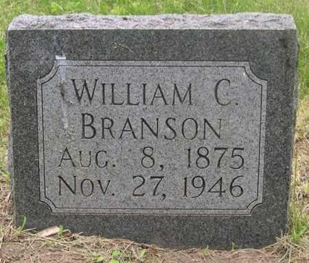 BRANSON, WILLIAM C. - Pottawattamie County, Iowa | WILLIAM C. BRANSON