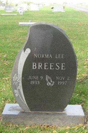BREESE, NORMA LEE - Pottawattamie County, Iowa | NORMA LEE BREESE