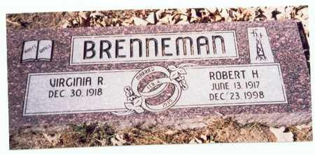 BRENNEMAN, ROBERT H. - Pottawattamie County, Iowa   ROBERT H. BRENNEMAN