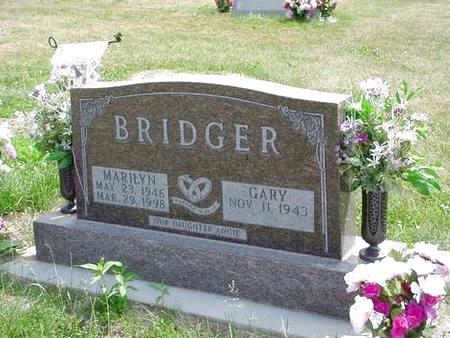 BRIDGER, GARY - Pottawattamie County, Iowa | GARY BRIDGER