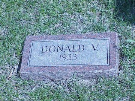 BROCK, DONALD V. - Pottawattamie County, Iowa | DONALD V. BROCK