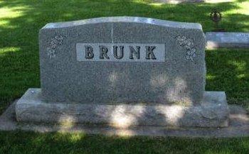 BRUNK, FERD - Pottawattamie County, Iowa | FERD BRUNK
