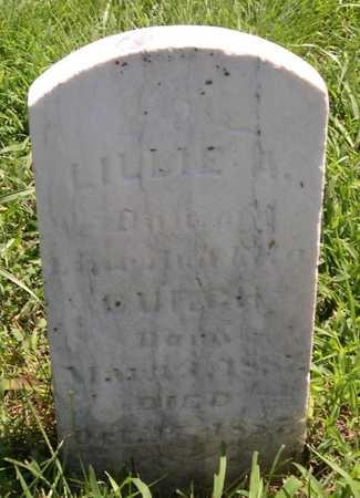 BURCH, LILLIE A. - Pottawattamie County, Iowa | LILLIE A. BURCH