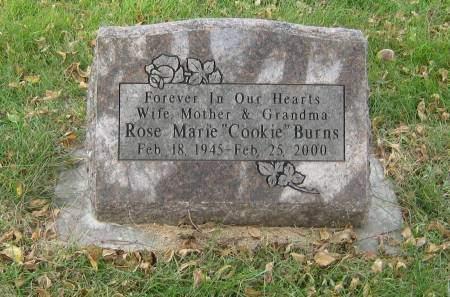 BURNS, ROSE MARIE - Pottawattamie County, Iowa | ROSE MARIE BURNS