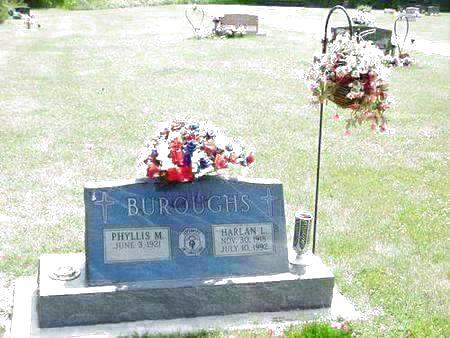 BUROUGHS, PHYLLIS M. - Pottawattamie County, Iowa | PHYLLIS M. BUROUGHS
