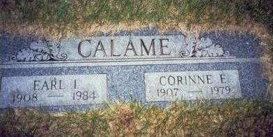CALAME, EARL IRA - Pottawattamie County, Iowa | EARL IRA CALAME